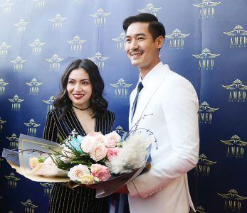 Lok Chumteav Yim Chai Lin and Wier Sukollawat.