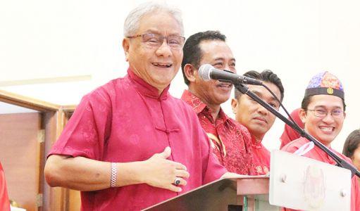 HE Dato' Sri Hasan Malek, Malaysia's Ambassador to Cambodia.