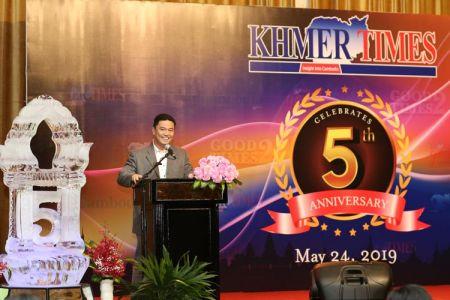 H.E. Mr E l d e e n Husaini Mohd Hashim, Ambassador of Malaysia