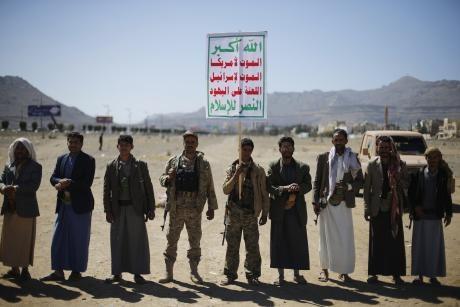 Gulf Arab states urge bigger international role in Yemen crisis