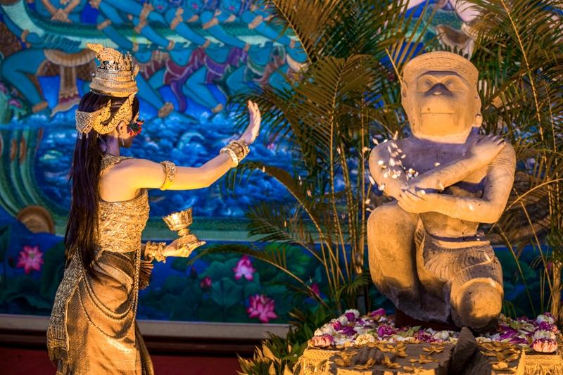 Welcome Home, Hanuman! - Khmer Times