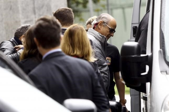 Powerful Brazil CEO arrested in Petrobras graft probe