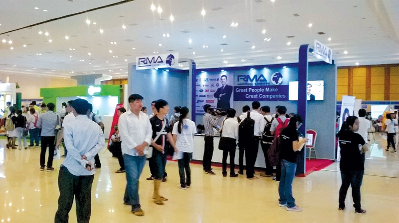 Career Fair Tackles Skills Gap - Khmer Times