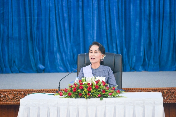 Lessons for Aung San Suu Kyi - Khmer Times