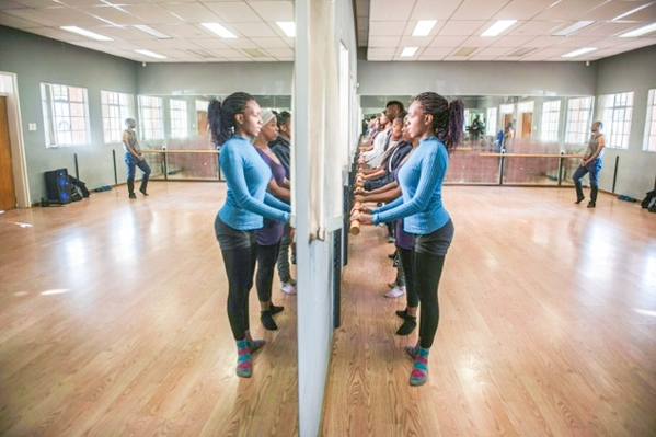 Black Ballet: Classical Dance Stirs Up Soweto - Khmer Times