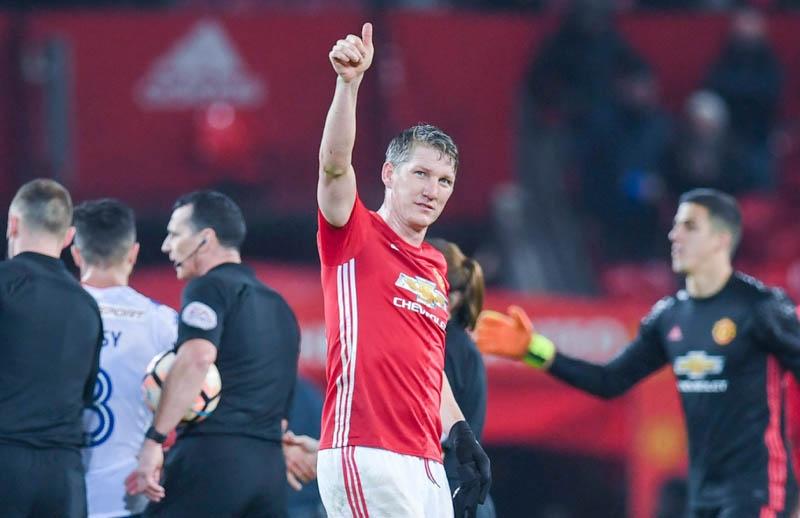 Schweinsteiger makes MLS move - Khmer Times