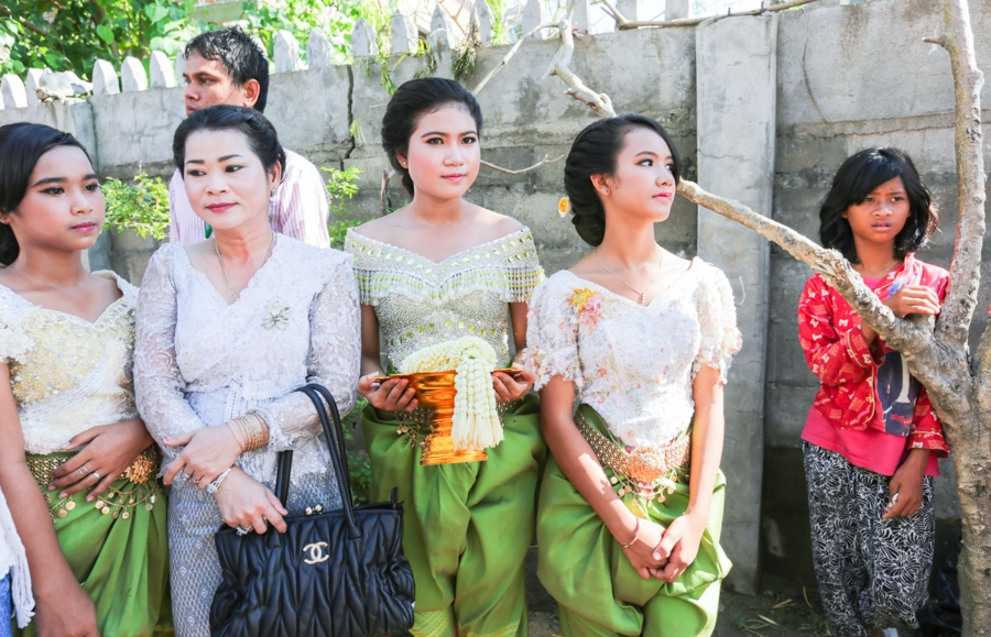 Khmer Krom will be able to celebrate New Year in Vietnam this year. KT/Chor Sokunthea
