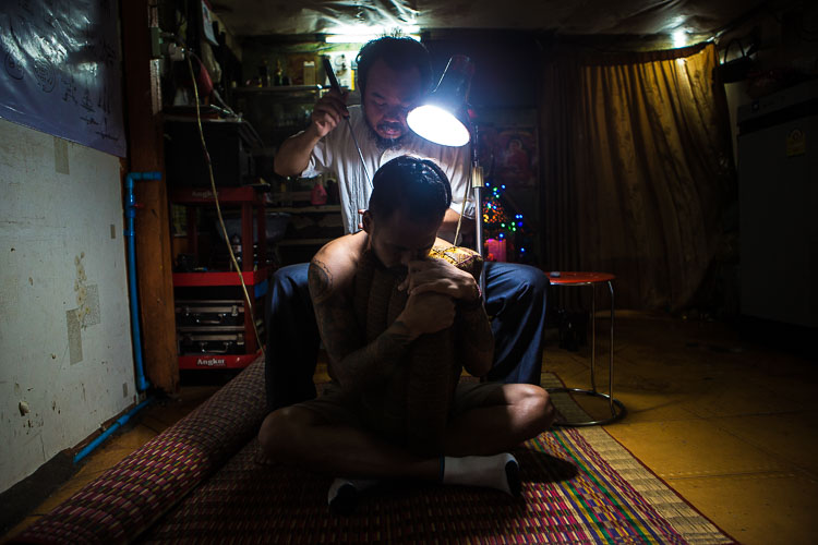 Magic tattoos and mystical ink - Khmer Times