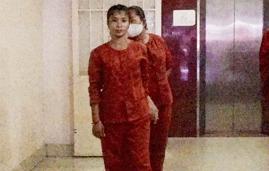 Anal Girl in Battambang