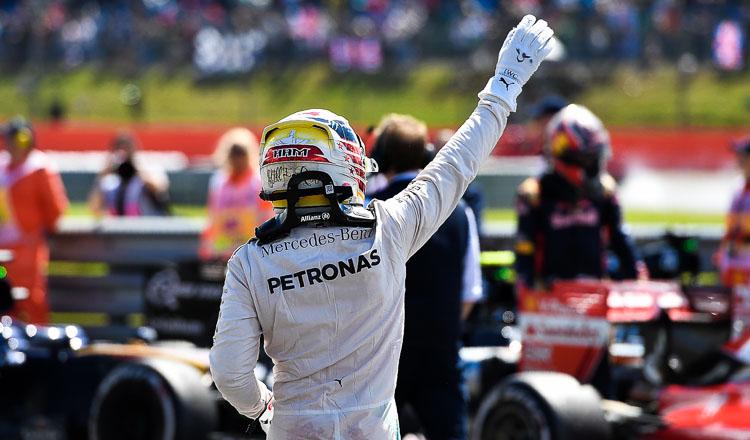 Hamilton bounces back to top Belgian Grand Prix practice