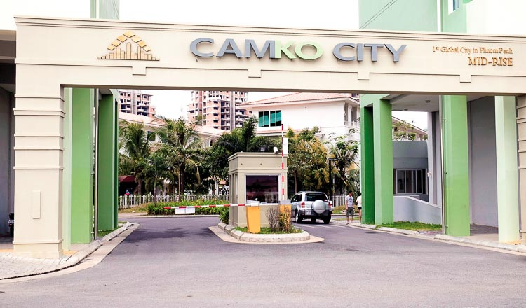 Two More Condos For Camko City Khmer Times