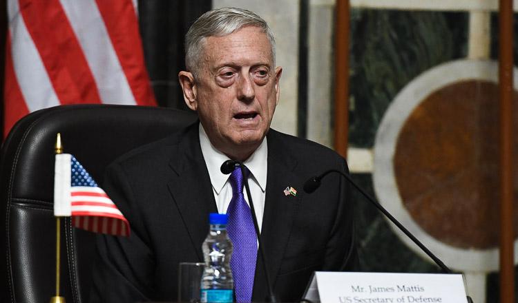 U.S. wants diplomatic solution to N.Korea problem: Mattis