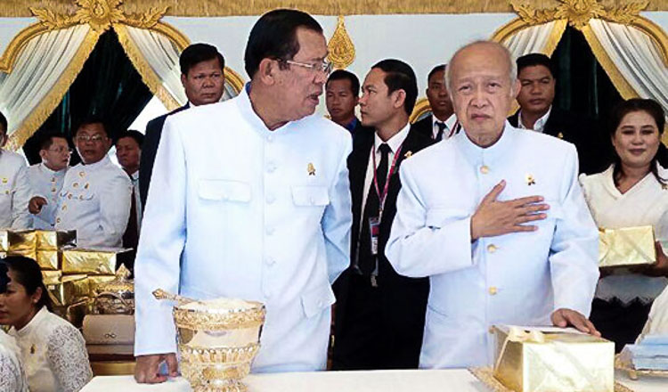 Hun sen recalls paris peace deal khmer times next week will mark 26 years since the paris peace accords were signed aimed at ending the civil war and bringing about lasting peace in the country after platinumwayz