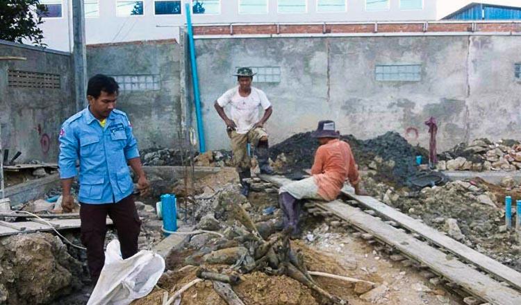 Rockets found in Pursat - Khmer Times