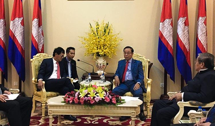 Vietnamese boost for TV - Khmer Times