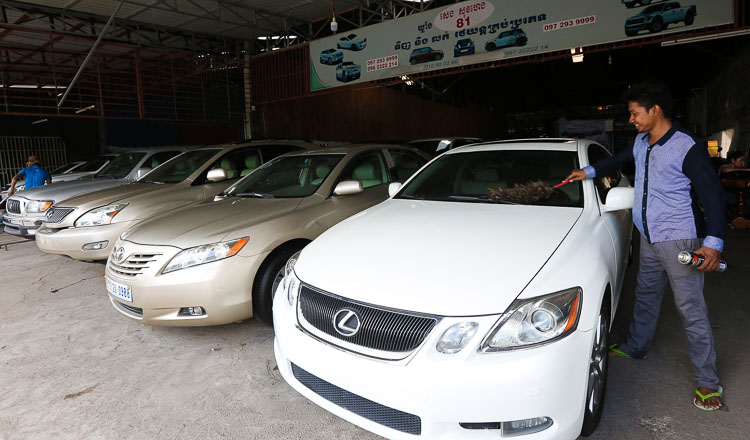 Local Used Cars >> Used Cars Taking The Lion S Share Of Local Vehicle Sales Khmer Times