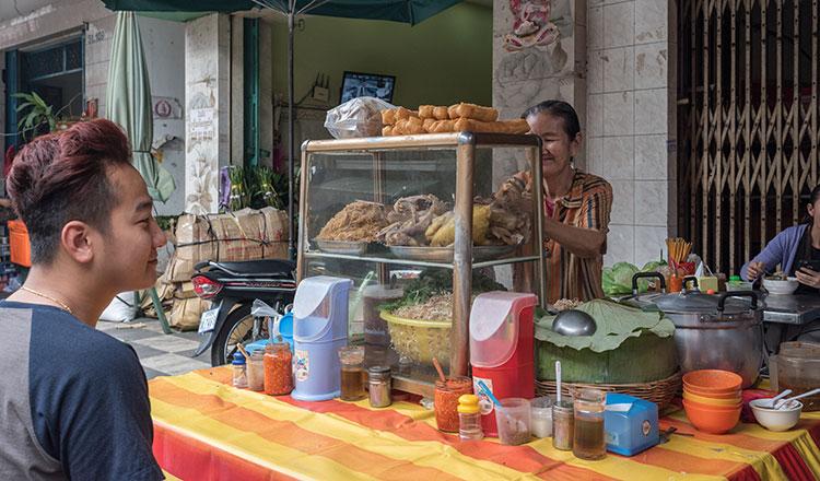 Phnom Penh's Street Food