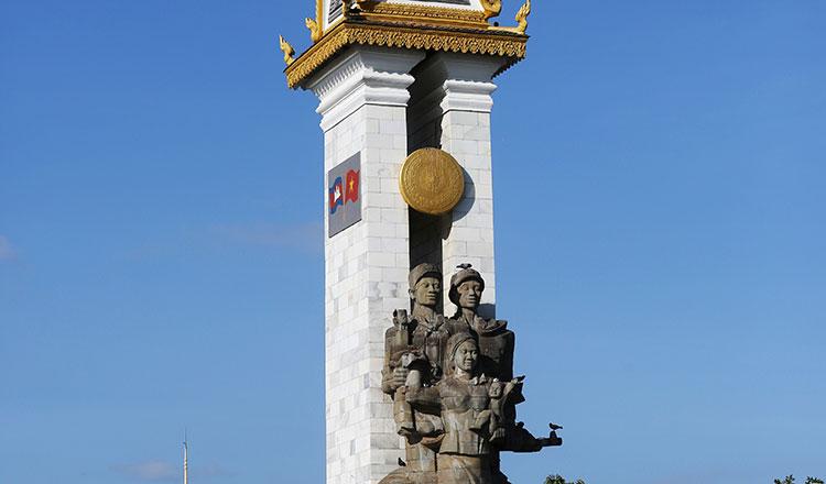 Cambodiaa vietnam monuments