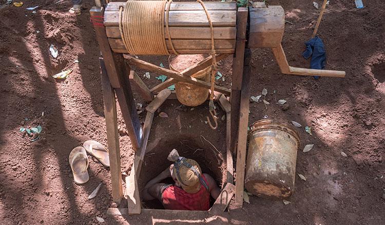 Working underground in Ratanakkiri - Khmer Times