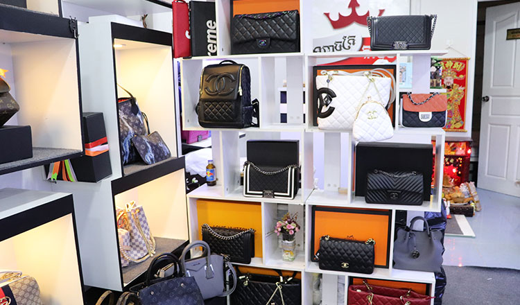 Tos Tenh Handbag Shop Gives Back To The Community Khmer Times