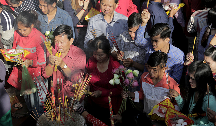 New Year wishes from Hun Sen - Khmer Times