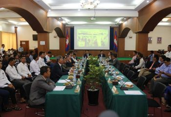 Parties tout their platforms during roundtable forum