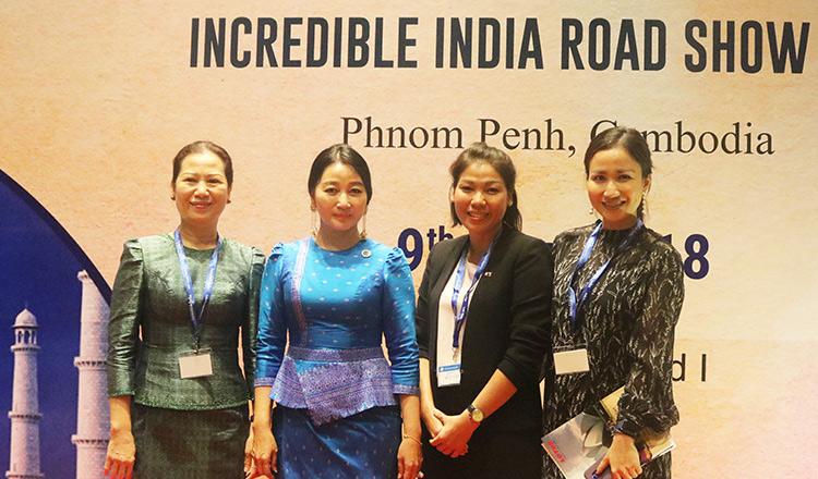 Incredible India Road Show @ NagaWorld Hotel
