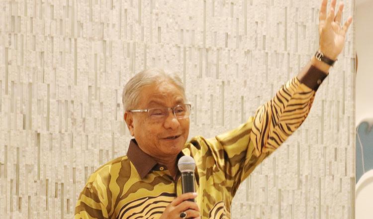 Dato' Sri Hasan Malek & Datin Sri Norainee Mohd Yatib Farewell Luncheon @ Pangea Naga2