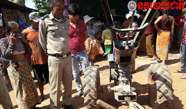 Man dies using mortar shell as hammer - Khmer Times