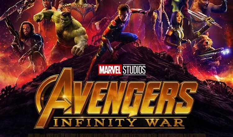 AVENGERS: Infinity War - Khmer Times