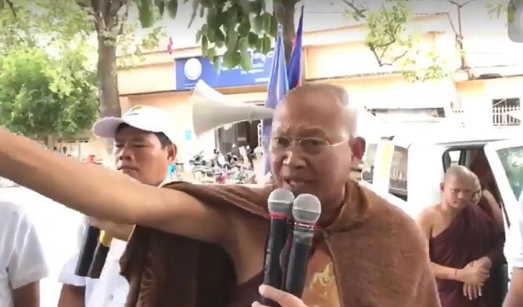 Monk scrutinised for harsh criticisms