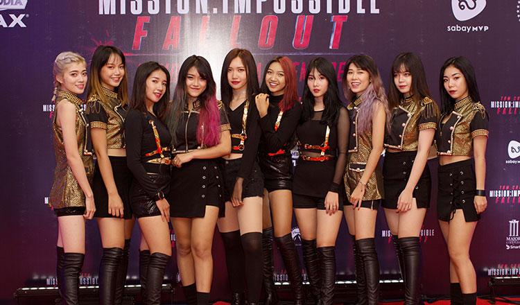 Mission: Impossible Fallout Gala Premier –Major Cineplex by Smart @ Aeon Mall 2 Sen Sok City