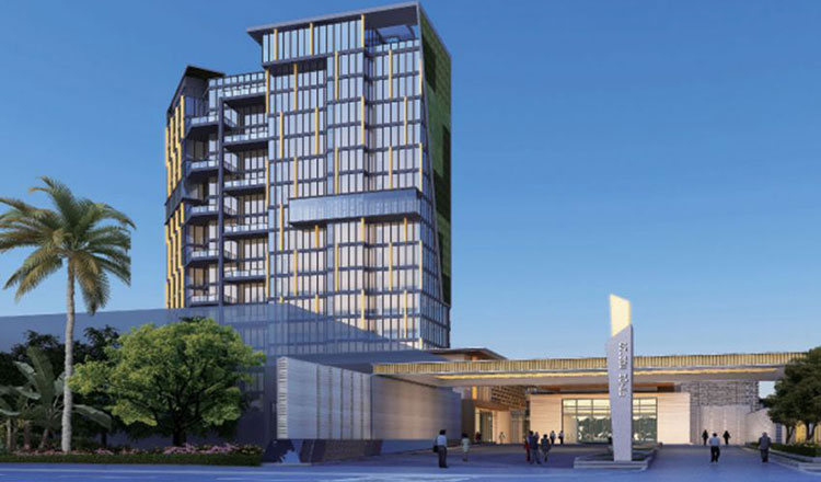 New Luxury Hotel To Launch Next Month In Sihanoukville Khmer Times