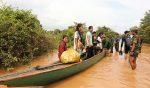 Stung Treng flood