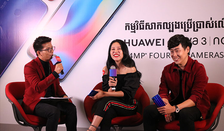 Huawei Nova 3 I 3i Pre Order Event @ Hard Rock Cafe Phnom Penh