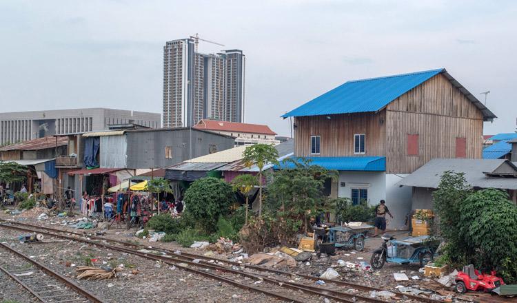 Phnom Penh's urban poor