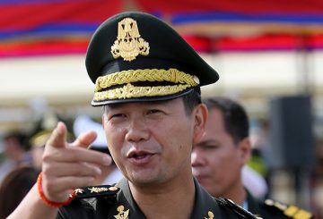 Lt Gen Hun Manet