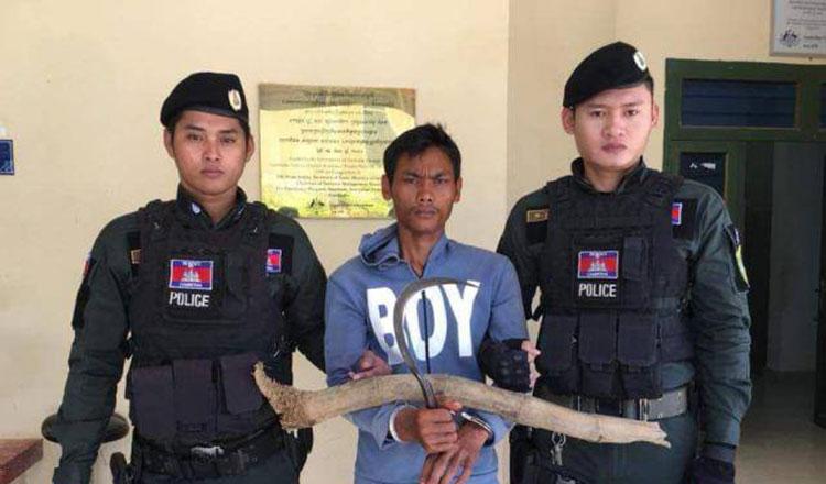 Farmer held for brutal Battambang rape-murder - Khmer Times