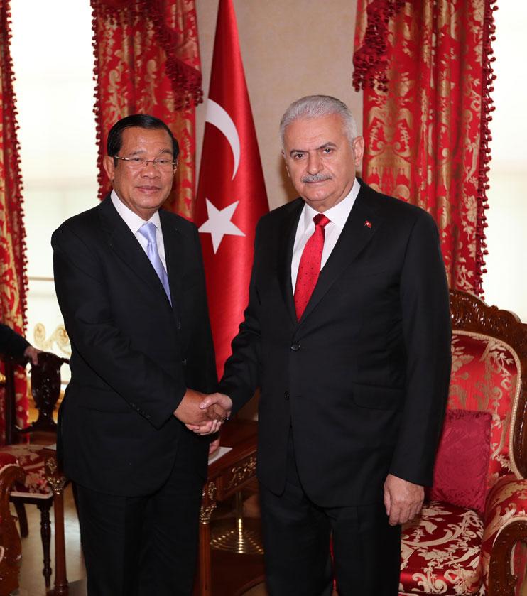 Cambodia, Turkey bolster cooperation - Khmer Times