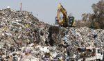 trash piles
