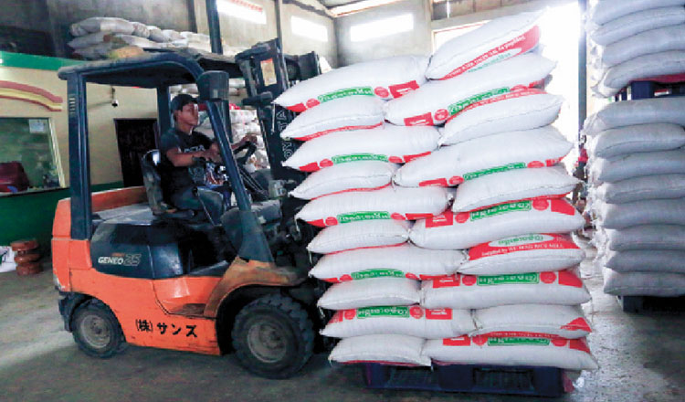 Japanese firm seeks Cambodian rice supplier - Khmer Times