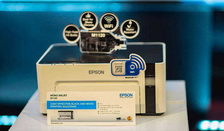 Epson Launches 5 EcoTank Printers and 3 Mid-Range Laser