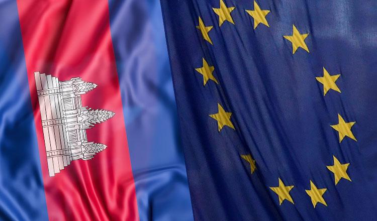 cambodia EU