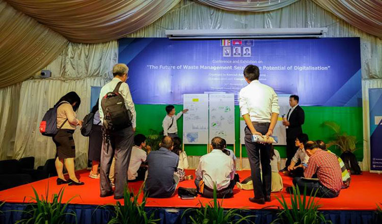 The digital future of recycling - Khmer Times