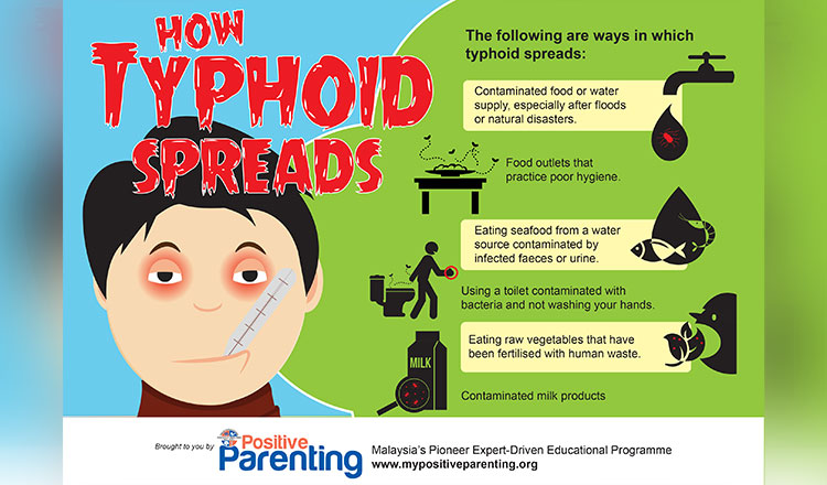 Typhoid The Story And Misery Khmer Times