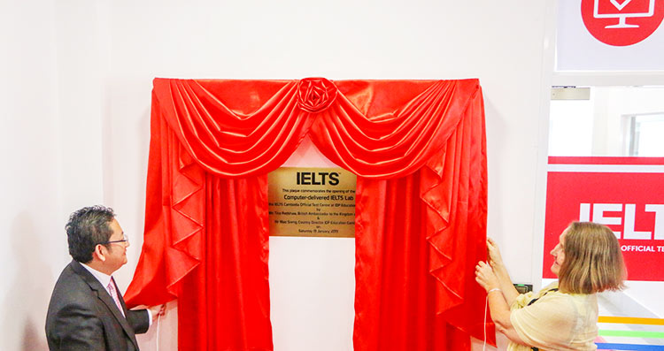 Computer-delivered IELTS officially launched at the IELTS