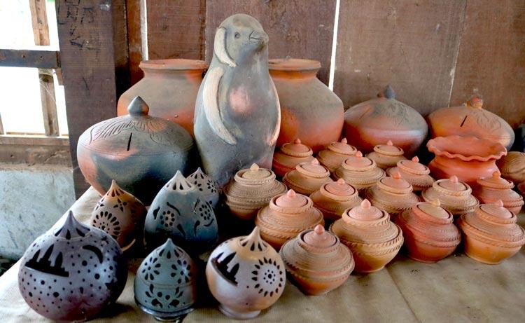 Clay Pot Making In Kampong Chhnang Khmer Times