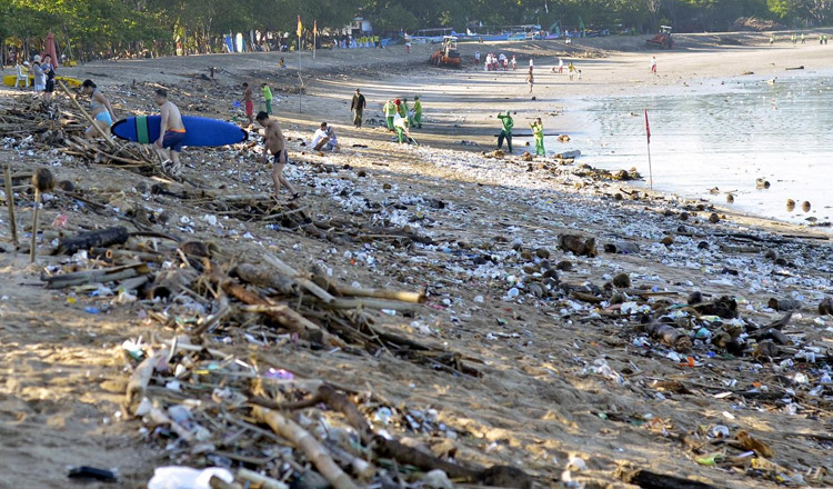 Battle to reduce plastic waste in Thailand - Khmer Times