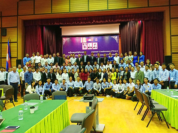 JICA Alumni of Cambodia holds annual conference - Khmer Times