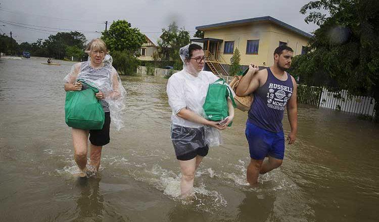 flood-Townsville-Australia